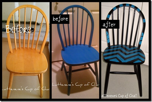 Chevron Chair 3-25-12