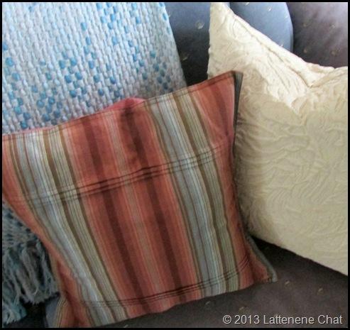 Pillow - loveseat